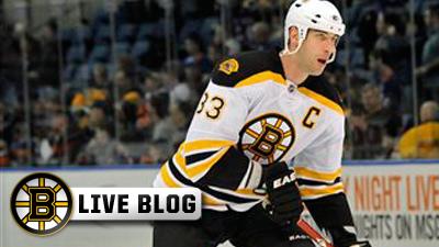Bruins Live Blog: Tyler Seguin, Tuukka Rask Lift B's to 3-2 Win Over Blue Jackets in Shootout