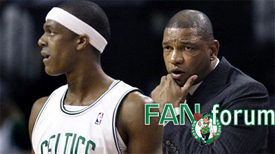 What's Wrong With Rajon Rondo?