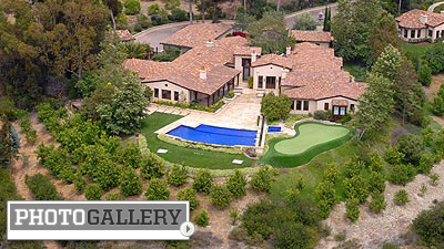 Phil Mickelson's Rancho Sante Fe Mansion on Market for $10 ...