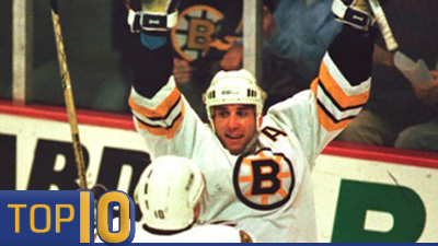Cam Neely, Bobby Orr, Phil Esposito Among Top 10 Bruins Playoff Performers