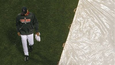 Rainout Gives Red Sox Two Days Off, Chance to Reflect on What Has Gone Wrong