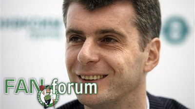 Fan Forum: Is Nets Owner Mikhail Prokhorov the Most Interesting Man in the World?