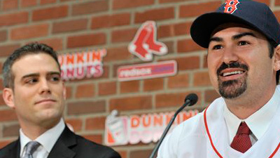 With Adrian Gonzalez Aboard, Red Sox Ready to Get Down to Business at Winter Meetings