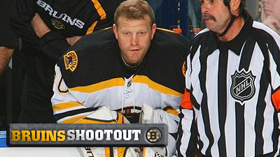 Tim Thomas Proving to Be Better Playmaker Than Shawn Thornton and Five Other Bruins Thoughts