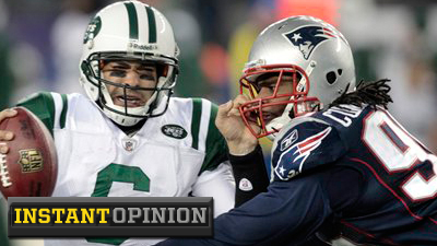 Patriots Clear Obstacles in Path to Super Bowl With Blowout Win Over Jets