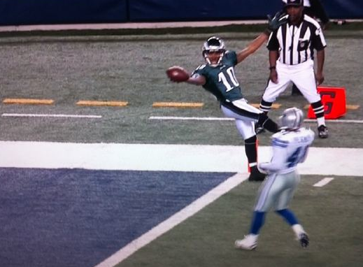 DeSean Jackson Controversially Flagged for 'Madden Celebration' After 91-Yard Touchdown
