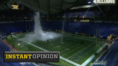 Collapse of Metrodome Roof Proves That Vikings Need Outdoor Stadium