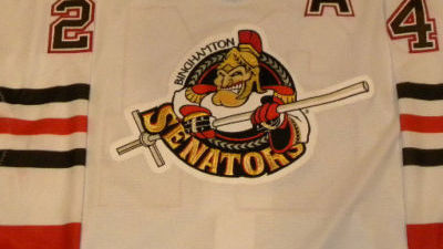 Binghamton Senators Pay Homage to 'Seinfeld' Holiday, Wear Festivus Jerseys