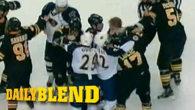Milan Lucic's Sucker Punch of Freddy Meyer Was Pretty Wrong, But Not Completely
