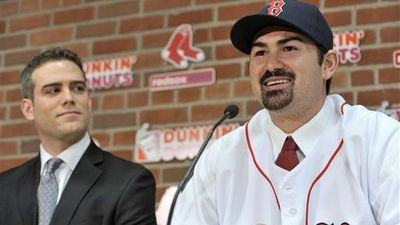 Vote to Give New Red Sox First Baseman Adrian Gonzalez a Nickname