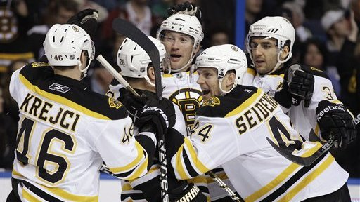 Bruins Ready to Prove They Have Staying Power After Climbing to Top of Northeast Division
