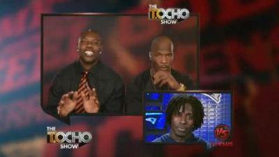 Deion Branch Joins Terrell Owens, Chad Ochocinco on 'T.Ocho Show'