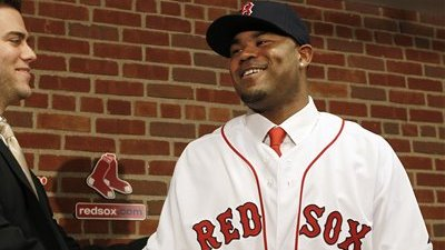 Red Sox Eager to See Carl Crawford Take Over Fenway Park's Legendary Left Field