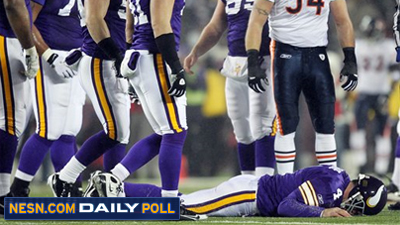 Was the Vikings' Season-Long Mess the NFL's Biggest Story This Season?