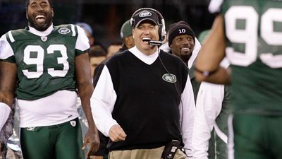 Rex Ryan Says Matchup With Peyton Manning, Colts Is 'Personal'