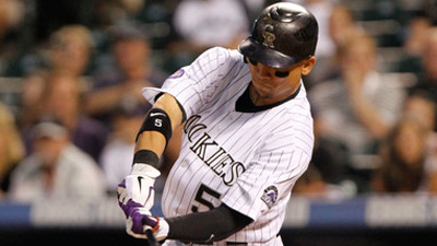 Report: Carlos Gonzalez Close to Seven-Year, $80 Million Extension with Rockies