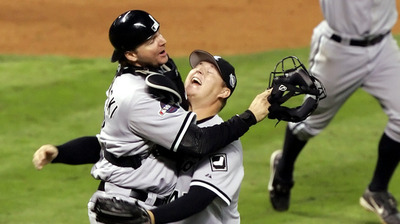 Bobby Jenks Rides Second Chance With White Sox All the Way to Final Out of 2005 World Series
