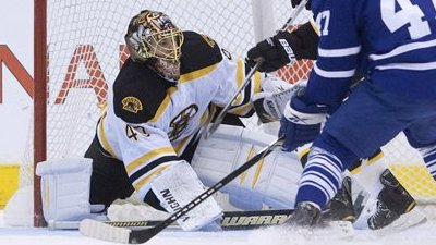 Tuukka Rask Not Satisfied on Bench, Fighting to Find Groove, Confidence Despite Lack of Playing Time