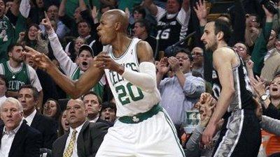 Celtics Pass Toughest Test of Season by Keeping Composure, Avoiding Last-Minute Disaster Against Spurs