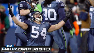'NESN Daily' Grid Picks Leader David Givens Believes Seahawks, Chiefs Will Pull Off Wild-Card Upsets at Home