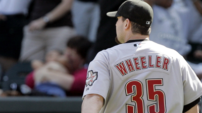 Dan Wheeler Defies Odds by Rising From Rhode Island Obscurity to Major League Draft Pick