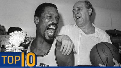 Red Auerbach Leaves His Mark On Top 10 Greatest NBA Trades of All Time
