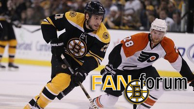 Fan Forum: Healthy, More Consistent Milan Lucic Will Play Important Part in Bruins Finding Consistency