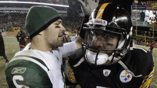 Mark Sanchez Playing Role of Ben Roethlisberger in Jets-Steelers AFC Championship Game