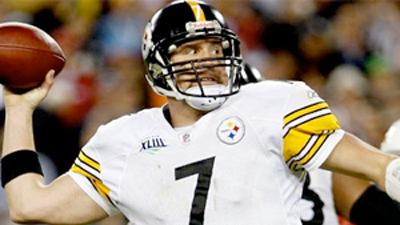 Ben Roethlisberger, Steelers Will Knock Off Mark Sanchez, Jets in Close AFC Championship