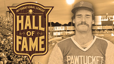 Wade Boggs Elected to International League Hall of Fame