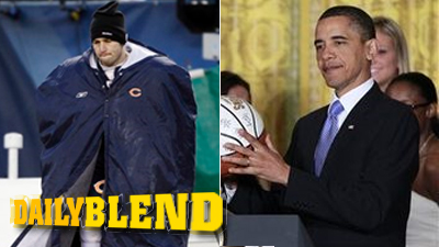 State of the Union Address Features No Criticism of Jay Cutler From President Barack Obama
