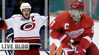 Bruins Zdeno Chara, Tim Thomas on Opposing Teams, While Phil Kessel Goes Last in NHL All-Star Fantasy Draft