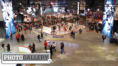 Get an Inside Look at the 2011 NHL All-Star Weekend in Raleigh, N.C.