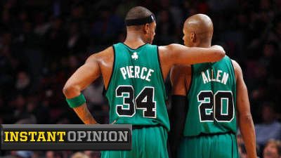 Paul Pierce, Ray Allen Should Meet in Los Angeles for 2011 All-Star 3-Point Shootout