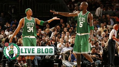 Celtics Lose to Bobcats, Ray Allen Finishes One 3-Pointer Away From Reggie Miller