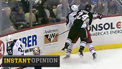Matt Cooke Deserves Severe Punishment, 10-Game Suspension If NHL Wants Any Credibility