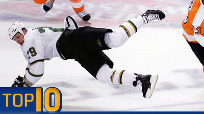 Top 10 Dirtiest Players in NHL Feature Alex Ovechkin, Sean Avery and Steve Ott