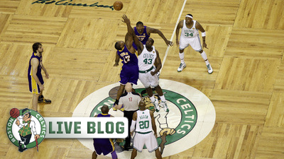 Ray Allen Overtakes Reggie Miller, But Celtics Fall to Lakers at TD Garden