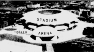 Boston Nearly Got Multisport Arena With Retractable Roof in 1960s and Eight Other Red Sox Thoughts