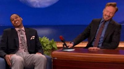 Carmelo Anthony Promises No LeBron James-Like 'Decision' on 'Conan'