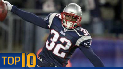 Top 10 NFL Rookies From 2010 Season Include Devin McCourty, Rob Gronkowski