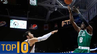 Celtics' Jeff Green Angling for Spot Among NBA's Best Sixth Men