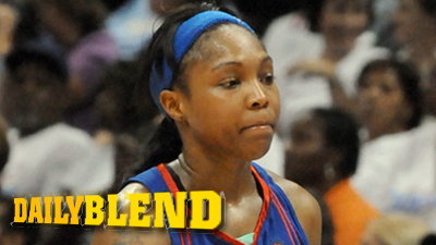 Cappie Pondexter of New York Liberty Suggests Japan Tragedy Was Tied to Pearl Harbor, God's Plan