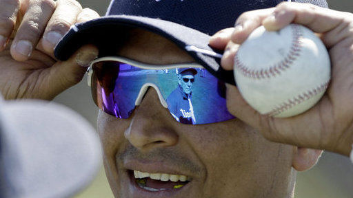 Victor Martinez Holding No Resentment Toward Red Sox, Thankful for Happy Time in Boston