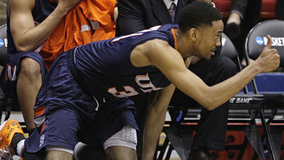 UTSA Guard Melvin Johnson III Leads Roadrunners to First-Ever NCAA Tournament Win Over Alabama State