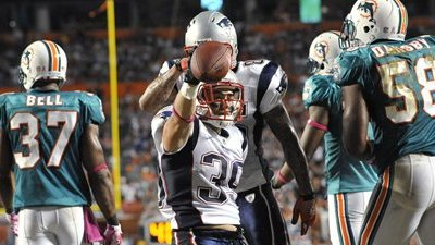 Danny Woodhead Could Be on Cover of Madden 12, But Running Back Faces Uphill Climb in Fan Vote