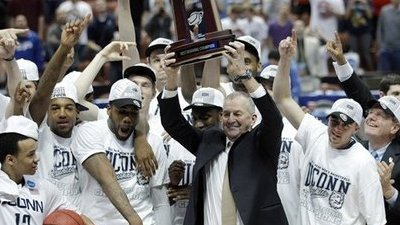 Jim Calhoun Continues to Work His Magic As UConn Advances to Yet Another Final Four