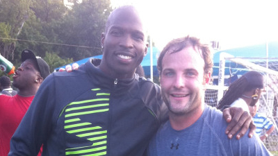 Chad Ochocinco, Wes Welker Work Out Together in Florida, Perhaps as Potential Future Teammates