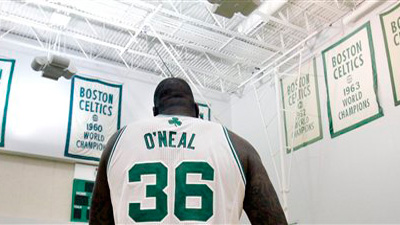 Shaquille O'Neal's Return Could Hurt Celtics' Championship Chances, Study Shows