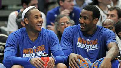 Paul Pierce, Kevin Garnett Relishing Chance to Compete With Carmelo Anthony, Amare Stoudemire in NBA Playoffs